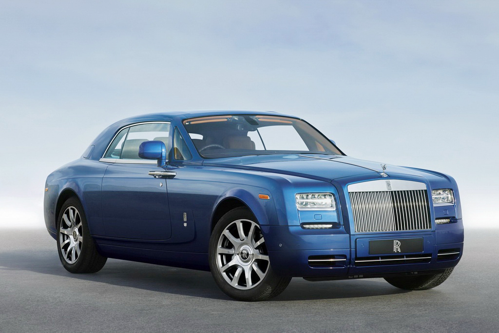 2013 Rolls Royce Phantom Facelift 2 2013 Rolls Royce Phantom Facelift   A Short Analytical Preview