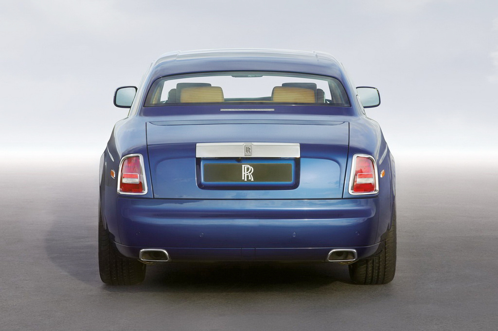 2013 Rolls Royce Phantom Facelift 2013 Rolls Royce Phantom Facelift   A Short Analytical Preview