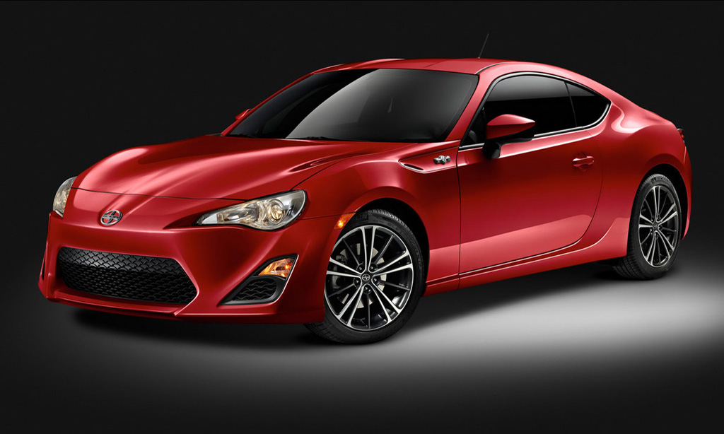 2013 Scion FR S Coupe 2 Leaked dealer document reveals prices for 2013 Scion FR S