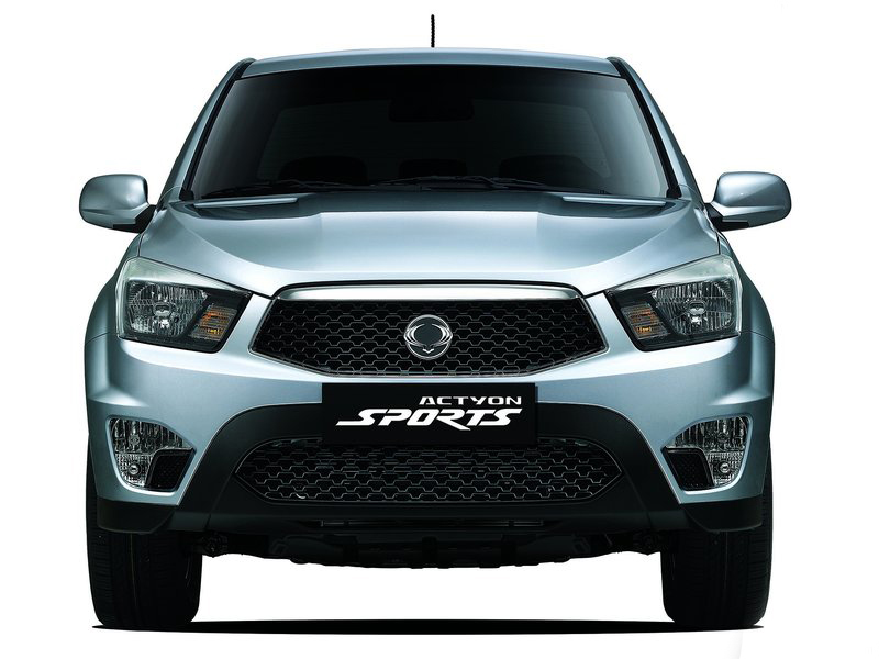 2013 SsangYong Actyon Sports 1 2013 SsangYong Actyon Sports features