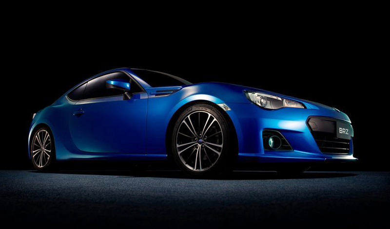 2013 Subaru BRZ 2013 Subaru BRZ   A Technical Upgradation Overview