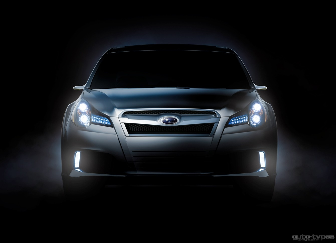 2013 Subaru Legacy Subaru Legacy and Outback of 2013 unveiled