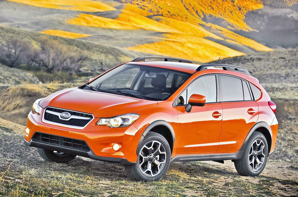 2013 Subaru XV Crosstrek1 2013 Subaru XV Crosstrek features