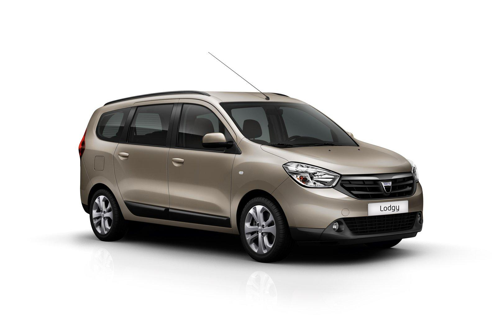 Dacia Lodgy Pricing package of Renault