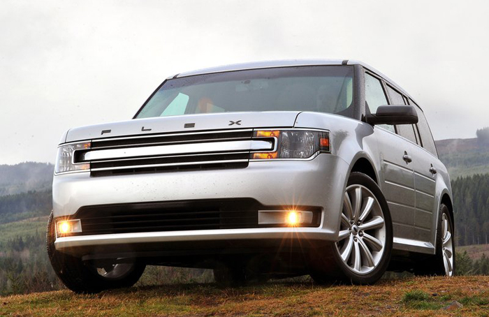 Ford Flex 2013 2013 Ford Flex with a Ti VCT V6 Power train