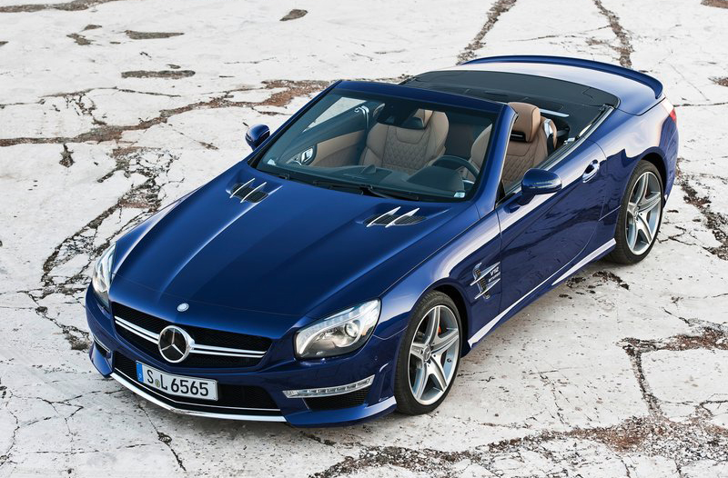 Mercedes Benz SL65 AMG 2013 1 2013 Mercedes Benz SL65 AMG   More Revised Technically to Check Fuel Consumption