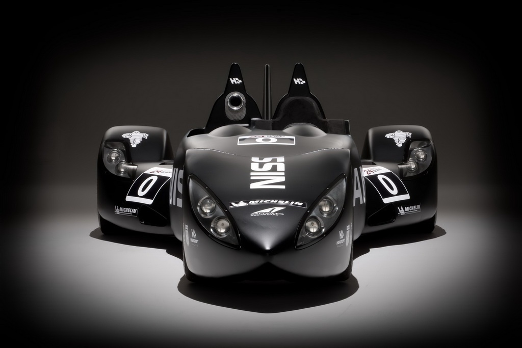 Nissan DeltaWing Racing Car 1 2012 Nissan Semi Aerodynamic DeltaWing Racing Car