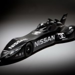 Nissan DeltaWing Racing Car