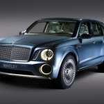 2012 Bentley EXP 9 F