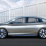 2012 Infiniti  LE Pure-Electric Concept (1)
