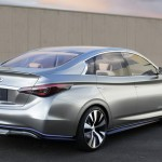 2012 Infiniti  LE Pure-Electric Concept (2)