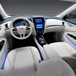 2012 Infiniti  LE Pure-Electric Concept (3)