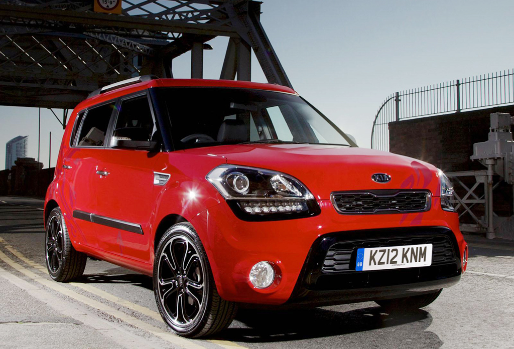 2012 Kia Soul Inferno1 2012 Kia Soul Inferno announced for UK