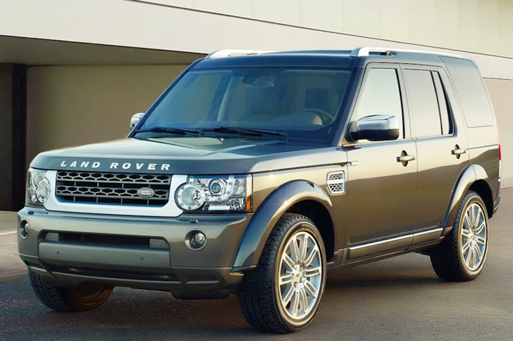 2012 LR4 HSE Luxury Limited Edition Land Rover introduces 2012 LR4 HSE Luxury Limited Edition