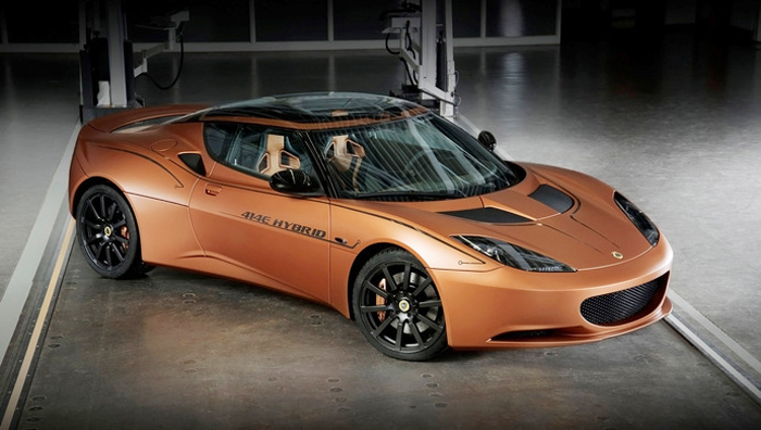 2012 Lotus Evora 414E Hybrid 1 2012 Lotus Evora 414E Hybrid specifications