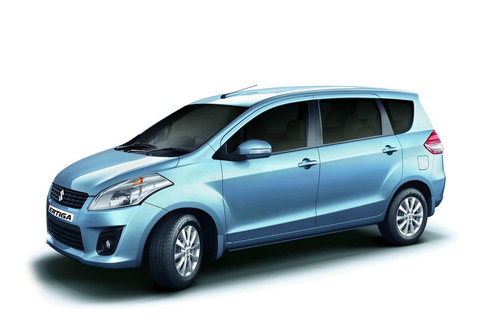 2012 Maruti Suzuki Ertiga Lengthened Suzuki Swift becomes Maruti Ertiga