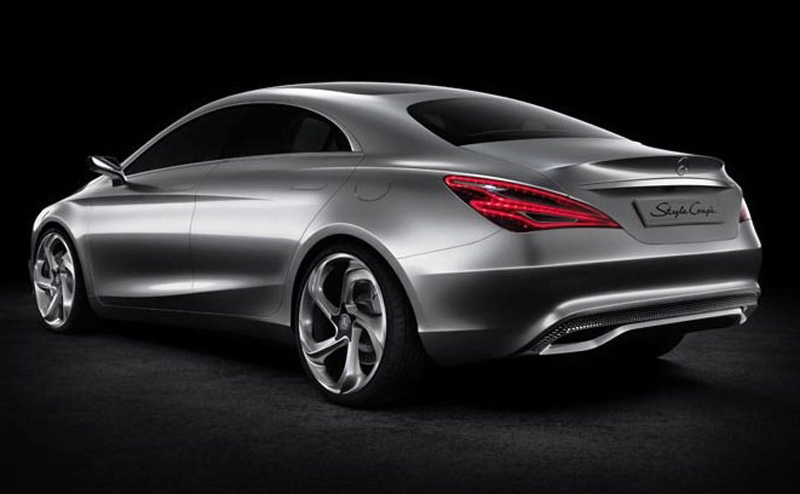 2012 Mercedes Benz Concept Style Coupe 1 2012 Mercedes Benz Concept Style Coupe