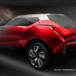 2012 New MG Icon Concept Crossover (3)