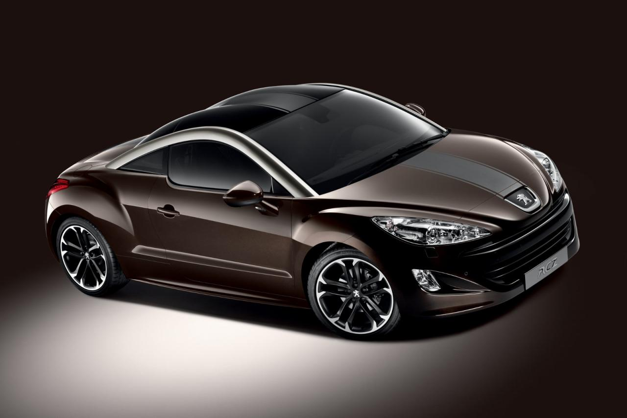 2012 Peugeot RCZ Brownstone limited edition Peugeot has announced 2012 RCZ Brownstone Limited Edition