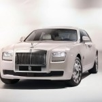 2012 Rolls Royce Ghost Six Senses Concept