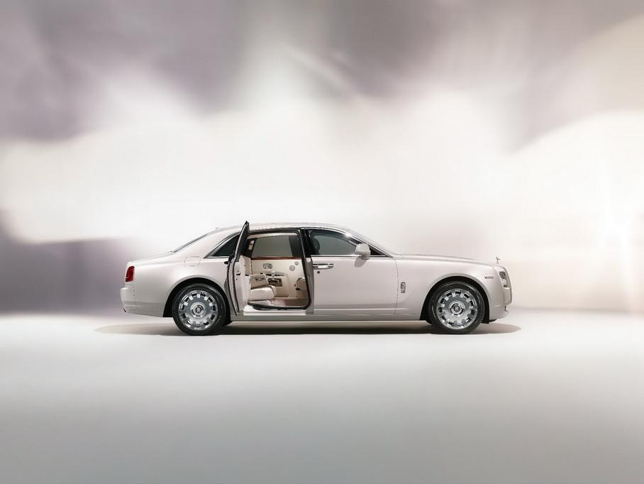 2012 Rolls Royce Ghost Six Senses Concept 4 2012 Rolls Royce Ghost Six Senses Concept to Smarten up Teens