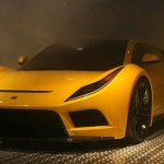 2012 Saleen S5S super car
