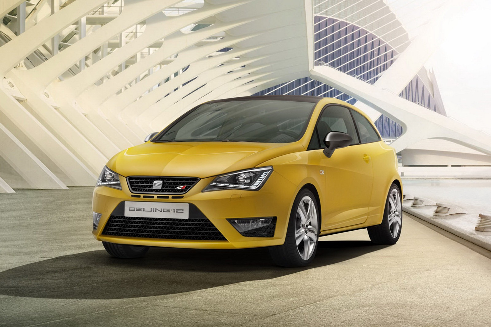 2012 Seat Ibiza Cupra Facelift 1 2012 Seat Ibiza Cupra Facelift   More Dashing