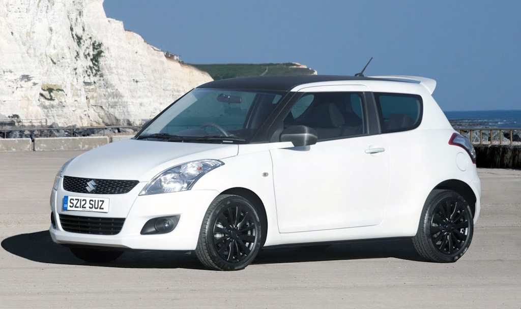 2012 Suzuki Swift Attitude Special Edition 2012 Suzuki Swift Attitude Special Edition – Magnificent Glamour with Aerodynamic Features