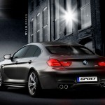 2013 BMW M6 Gran Coupe (1)