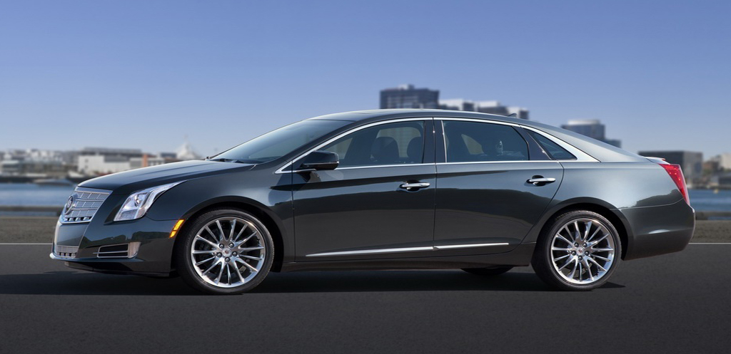 2013 Cadillac XTS Luxury Sedan 2 US price declared for 2013 Cadillac XTS