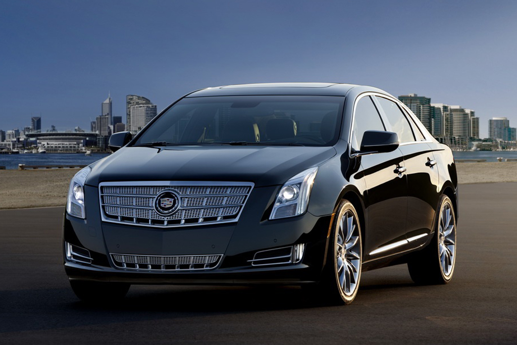 2013 Cadillac XTS Luxury Sedan US price declared for 2013 Cadillac XTS