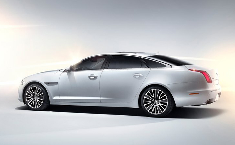 2013 Jaguar XJ Ultimate 31 2013 Jaguar XJ Ultimate features