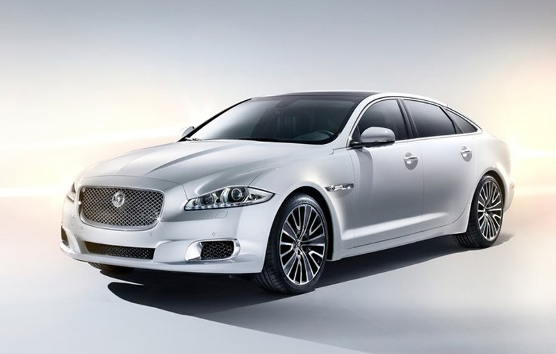 2013 Jaguar XJ Ultimate1 2013 Jaguar XJ Ultimate features