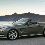 2013 Mercedes-Benz SL550 (1)