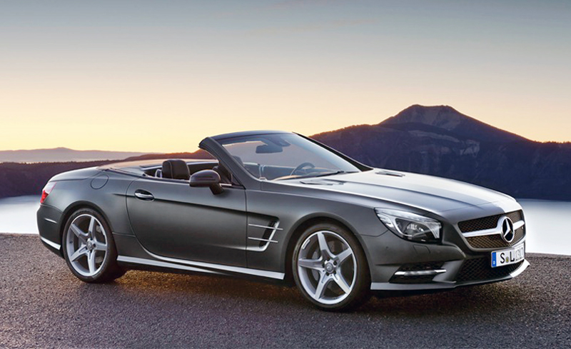 2013 Mercedes Benz SL550 2013 Mercedes Benz SL550 features