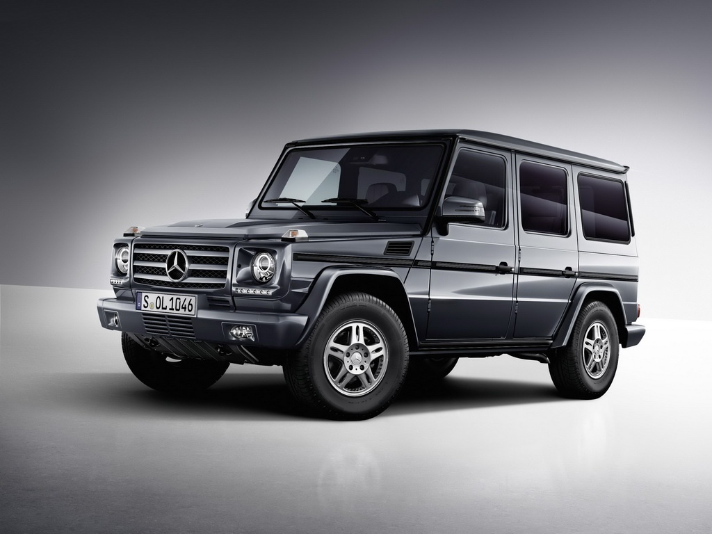 2013 Mercedes G Class Facelift 9 2013 Mercedes G Class with Magnificent Structure