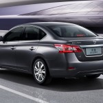 2013 Nissan Sylphy Saloon (1)
