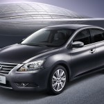2013 Nissan Sylphy Saloon