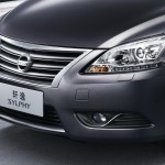2013 Nissan Sylphy Saloon (3)