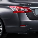 2013 Nissan Sylphy Saloon (4)
