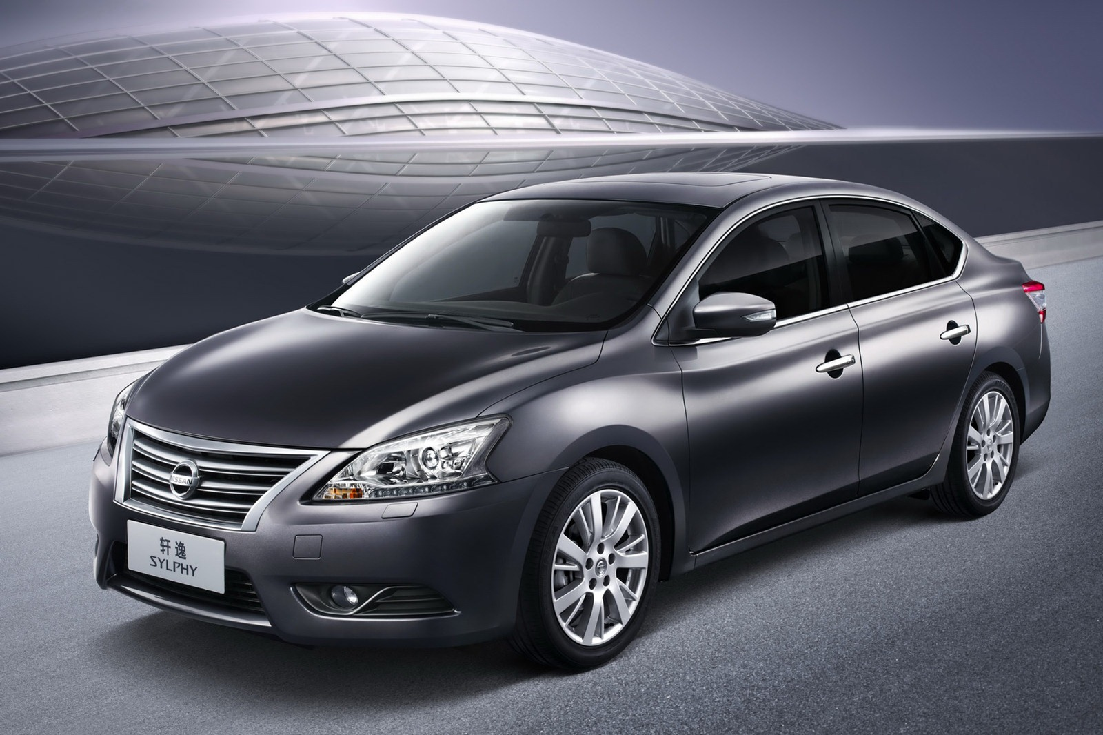 2013 Nissan Sylphy Saloon 2013 Nissan Sylphy Saloon   Exclusively for Smart Dudes