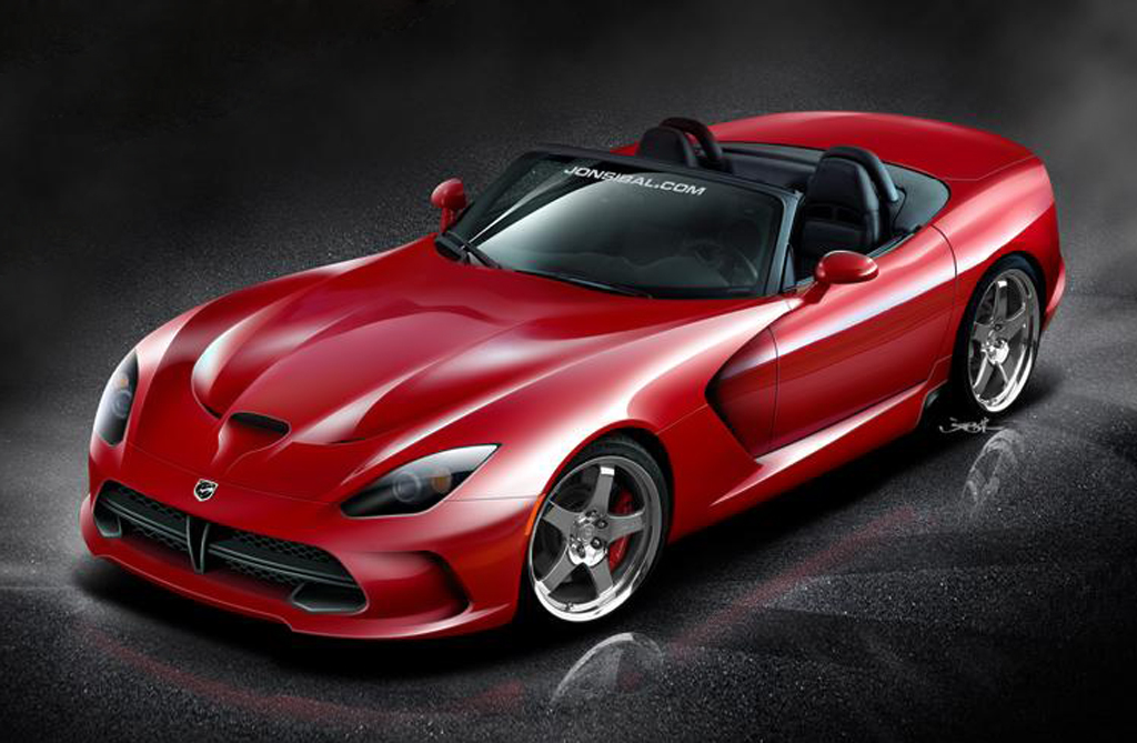 2013 SRT Viper Roadster 2013 SRT Viper Roadster   A Technical Review