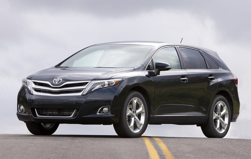 2013 Toyota Venza 2013 Toyota Venza to Have the Excellent Curb Appeal