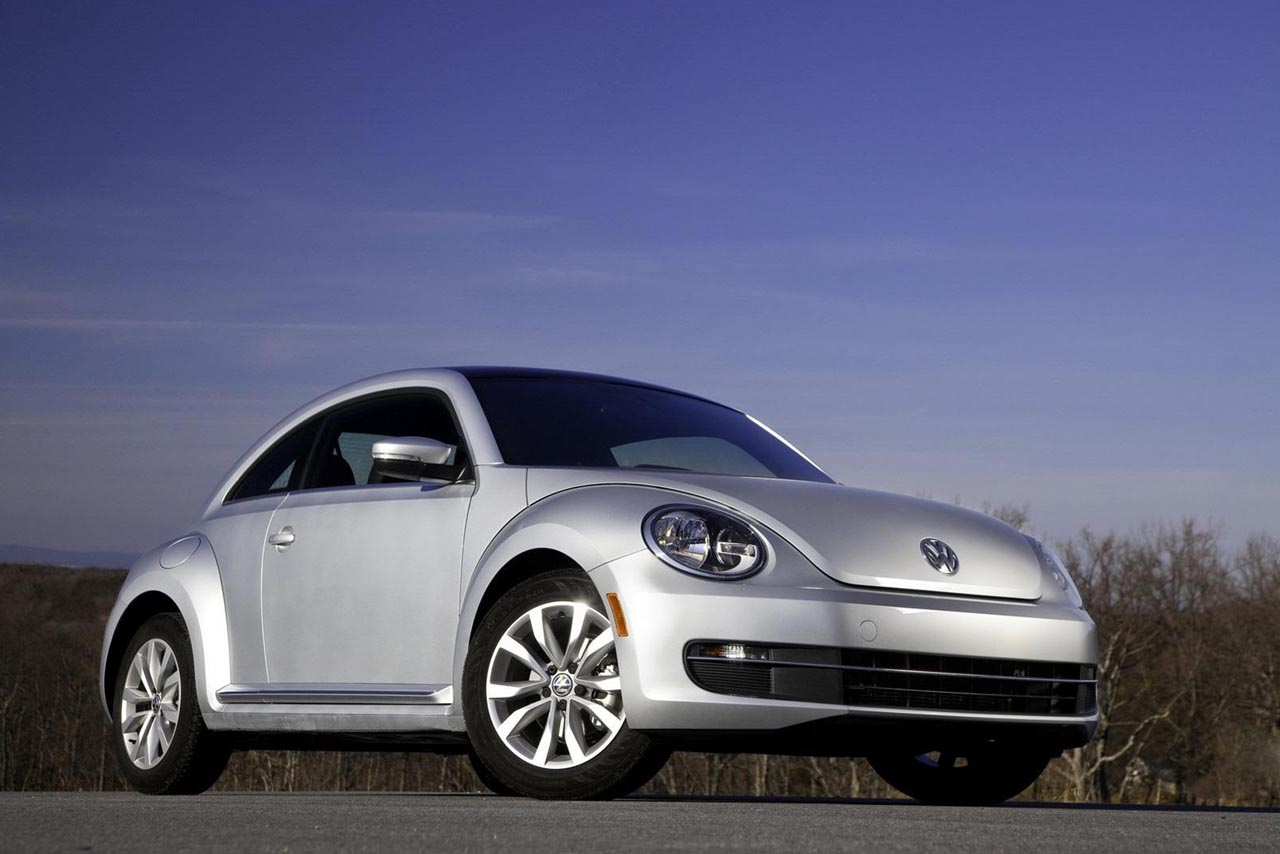 2013 Volkswagen Beetle Convertible Volkswagen Beetle Convertible to be launched in 2013
