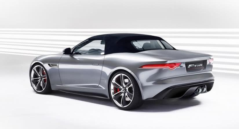 2014 Jaguar F Type 1 2014 Jag F Type with interesting speculations