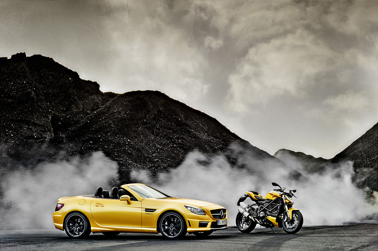 AMG disowns partnership with Ducati 4 AMG disowns partnership with Ducati