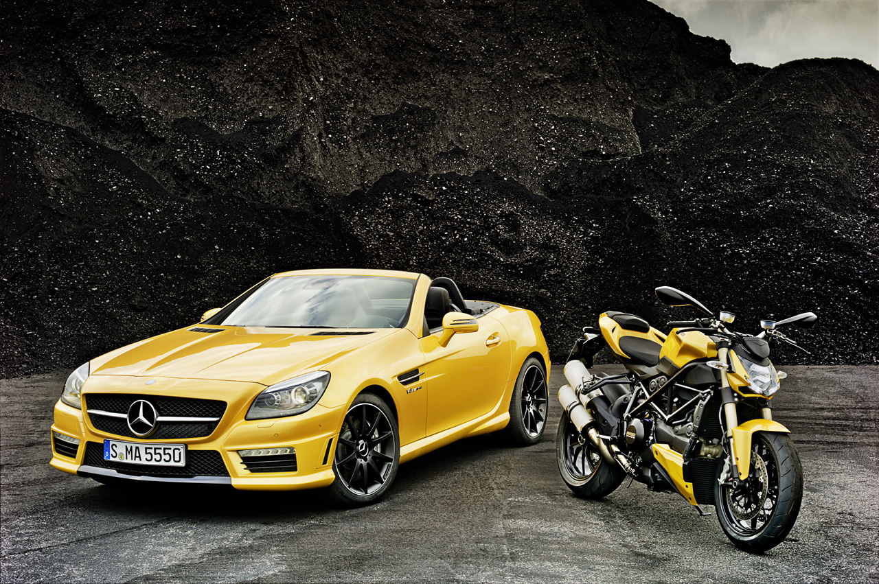 AMG disowns partnership with Ducati AMG disowns partnership with Ducati