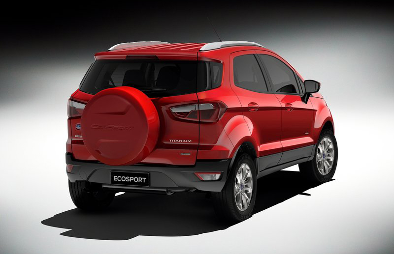 Ford EcoSport 2013 2 2013 Ford EcoSport   Fuel Economic and Properly Tuned up