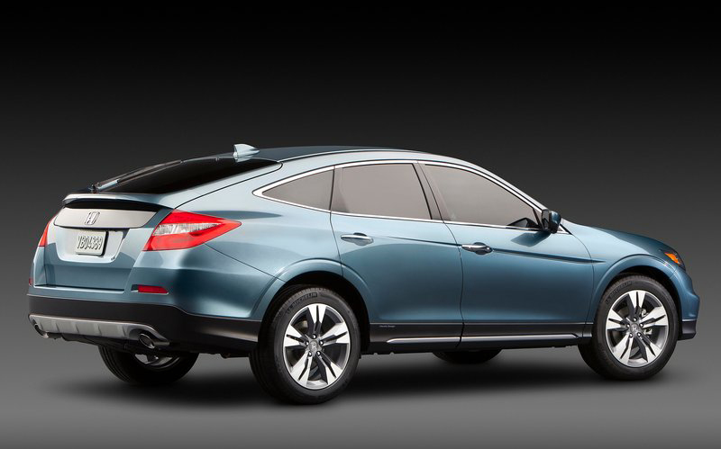 Honda Crosstour Concept 2013 2 2013 Honda Crosstour Concept   Fuel Efficient