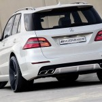 Kicherer Launches 2012 Mercedes-Benz M-Class in a New Sports Suite (1)